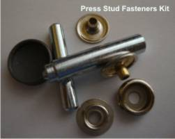 Press Stud Fasteners