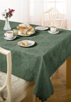 Tablecloth, Damask Rose design