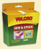 Velcro Brand Sew and Stick Tape