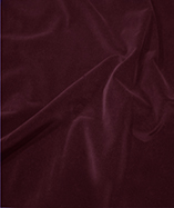Cotton Velvet - Wine (3)