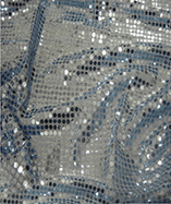 6mm Round Sequins - Sky Blue