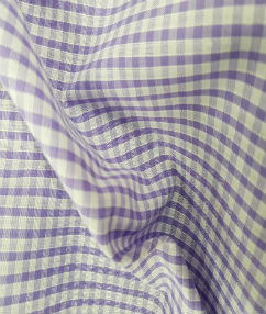 Gingham Check-1/8 Small Check - Lilac