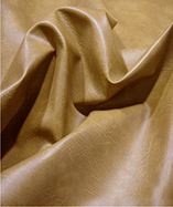 Leatherette Vinyl Fire Retardant - Honey (17)