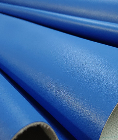 Just Colour Leatherette Fire retardant - Lupin