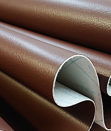 Just Colour Leatherette Fire retardant - Cocoa