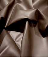 Fire retardant leather look soft feel - Espresso