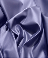 Fire retardant leather look soft feel - Royal Blue
