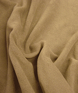 Fleece Fabric - Tobbaco