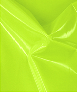 PVC Coated Fabric (Panama 6456) - Lime (607)