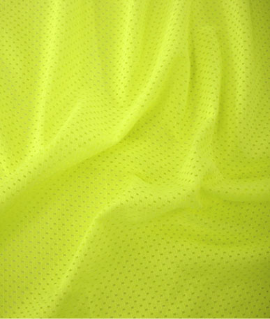 Airtech Mesh Fabric - Flo Yellow