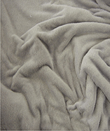 Stretch Toweling Fabric - Chantel - Light Grey (183)
