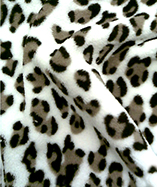 Coral Fleece - Leopard