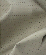 Perforated Headliner Leatherette - Grey