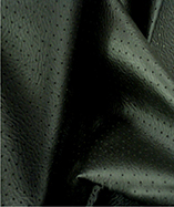 Perforated Headliner Leatherette - Black