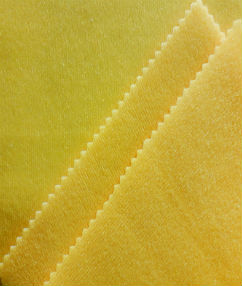 Display Loop Nylon (VELCRO Brand Receptive) - Yellow