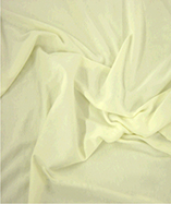 Cotton Jersey Fabric - Cream