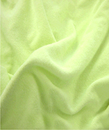 Stretch Toweling (single sided) - Mint