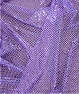 3mm Sequin Fabric - Purple