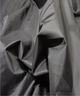 Fire Retardant Sheeting Fabric - Black