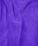 Fleece Fabric - Light Purple