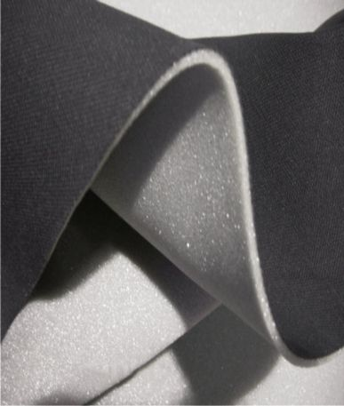 Car Headlining Fabric 2mm - Black