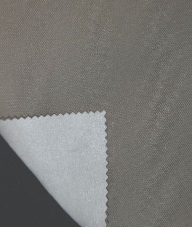 Car Headlining 2mm Foam Backed - Grey