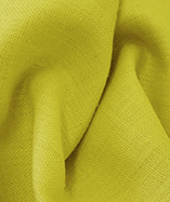 Hessian fabric fire retardant - Yellow