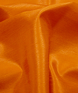 Trevira Fire Retardant - Dupion - Orange