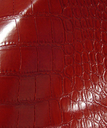 Socodillo Crocodile Textured Fabric - Fire (0896)
