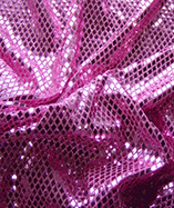 Diamond Sequin Fabric - Pink (11)