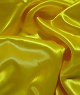 Polyester Satin 150cm (461) - Yellow (11)