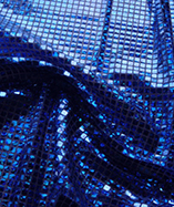 Square Sequins Hologram-1124 - Royal