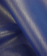 Polyester Dipped Mesh Netting (220gsm) - Blue