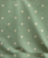 PVC Coated Full Stop Polka Dots - Smoke