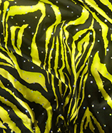 Tiger Hologram Jersey - Yellow(2)
