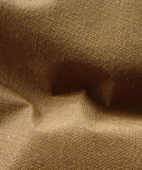Hessian Fabric Laminated - Dark Gold