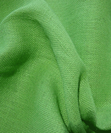 Hessian Fabric - To Clear - Light Green