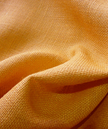 Hessian Fabric - To Clear - Dark Orange
