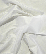 Taffeta Fabric (Polyester) (752) - White 1001