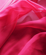 Chiffon Wide - Red