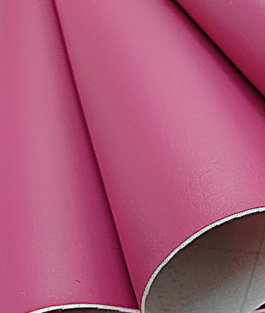 Just Colour Leatherette Fire retardant - Jazzberry