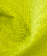 Hessian Fabric Laminated - Apple Green