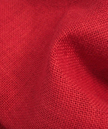 Hessian Fabric - To Clear - New Cerise