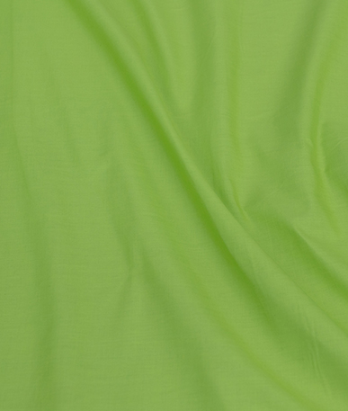 Poly Cotton Fabric - Lime