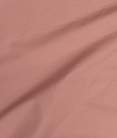 Poly Cotton Fabric - DuskyPink