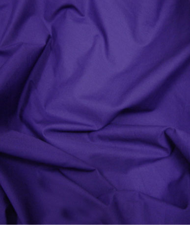 Poly Cotton Fabric - Purple