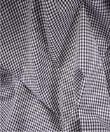 Gingham Check-1/8 Small Check - Navy