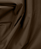Breathable Waterproof PU Fabric - Chocolate (150)