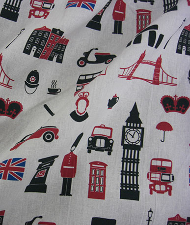 Novelty Prints - London Town