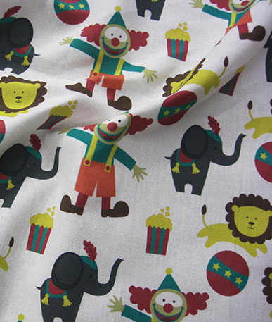 New Novelty Prints - Circus